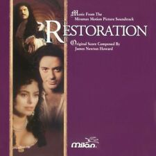 Restoration by James Newton Howard (CD, Jan-1996, Milan) <a60>