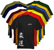 Velocitee Mens Premium T-Shirt Martial Arts Judo Size & Colour Options UK Seller