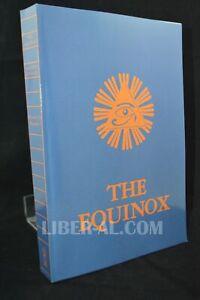 The Blue Equinox: The Equinox, Volume III No. 1 (Weiser Edition)