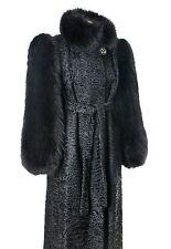 Persianer Pelzmantel Fuchs Astrakhan Fur coat Fox Pelliccia Fourrure Renard Piel