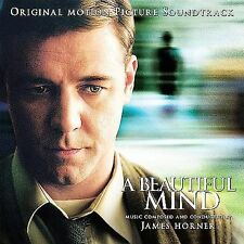 A Beautiful Mind [James Horner] [Enhanced CD]