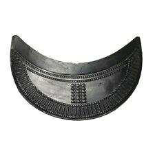 French pattern Napoleonic shako hat Leather Peak