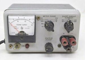 Hewlett Packard 721-A Variable DC Power Supply 30 V