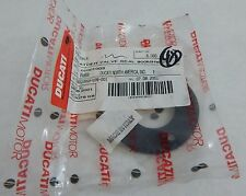 NOS Genuine DUCATI OEM OIL BREATHER VALVE SEAL ONLY Part Number: 78910041A NEW