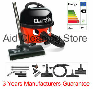 GENUINE NUMATIC HENRY EXTRA HVX200A HVX200-11 VACUUM CLEANER WITH TURBO HEAD