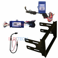Volkswagen Radio Dash Install Kit & Replacement Interface/Steering Control SWC