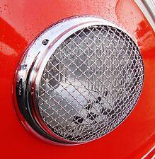 LUCE Anteriore GRIGLIE Mesh Vintage per VW Porsche 356 Beetle Splitscreen aac003