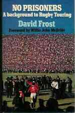 A BACKROUND TO RUGBY TOURING BOOK DAVID FROST