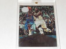 KEVIN DURANT 2012-13 TOTALLY CERTIFIED SILVER SIGNATURES AUTO #6 33/49 Warriors