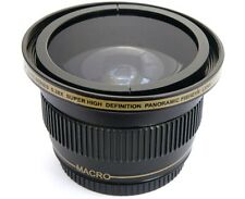 Hi Def Panoramic Ultra Super Wide Fisheye Lens For Fujifilm X-A1 X-M1 XM1 XA1
