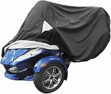 08-13 Can Am Spyder GS RS RT ST Weatherproof COVER Antenna & Windshield Pocket