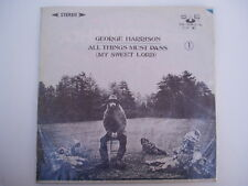 George Harrison - All Things Must Pass - Asian pressing