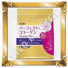 Japan ASAHI Perfect Collagen Asta Premier Rich 50 days Placenta Hyaruloric Acid