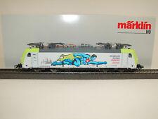 Märklin H0 36634 - E-Lok BR 185 Captrain 150 J.H, Ep. VI       Neuware