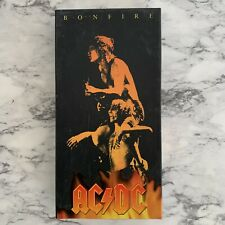 AC/DC Bonfire Incomplete Box Set With Booklet