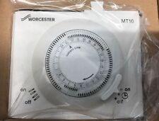 WORCESTER - Greenstar Combi Mechanical Timer MT10 - 87161066630 - 7716192036 New