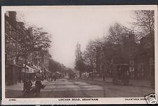 Lincolnshire Postcard - London Road, Grantham  MB1087