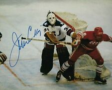 GFA 1980 Olympic Champion Goalie * JIM CRAIG * Signed 8x10 Photo COA