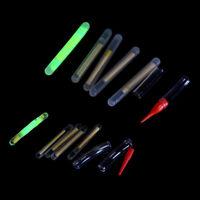 50Pc Fishing Float Fluorescent Light Stick Luminous Night Float Bobber Health SL