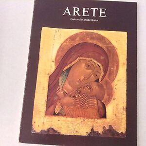 Arete Art Catalog Galerie Fur Antike Kunst 1990s 062517nonrh2