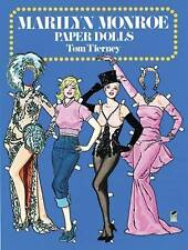 NEW Marilyn Monroe Paper Dolls (Dover Celebrity Paper Dolls) by Tom Tierney