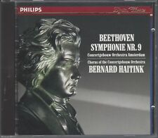 BEETHOVEN Symphony No.9 in D Minor OP.125 / compact disc (excellent condition)