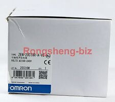 1PCS NEW Omron Programmable Relay ZEN-20C1AR-A-V2 #RS02