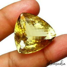 VVS 34.20 Cts Finest Quality Untreated Rare Huge Natural Golden Yellow Citrine