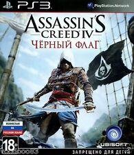 Assassin's Creed IV Черный флаг (PS 3, 2013) Russian version, Русская версия