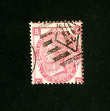 Great Britain Stamps # 44 F Used Scott Value $215.00