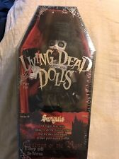 Living Dead Dolls Sanguis..Factory Sealed