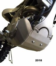 Aluminum Skid Plate for the new Yamaha YZ450F 2018