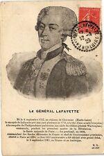 CPA  Le Général Lafayette ...  (202753)