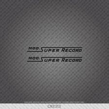 0833 Alan MOD. Super Record Bicycle Stickers - Decals - Transfers