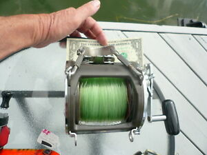 DAIWA SEALINE 900H HUGE SALTWATER OFFSHORE BIG GAME WORKS PERFECTLY BEAUTY PRIMO