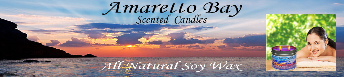 Amaretto Bay Scented Candles
