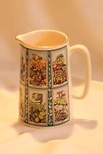 Eastgate Pottery Picture Card Large Jug Made For Ringtons Tea Company 1980's