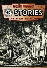 IDW WALLY WOOD'S EC STORIES ARTISAN EDITION : TRADE PAPERBACK : BRAND NEW COND.