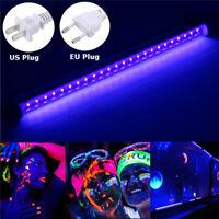 UV Bar Black Light Disco Stage DJ Halloween Xmas Party Decor 24LED Lamp  R