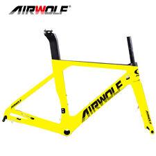 Bicycle Frameset Frames Carbon Road Bike Disc Frame Max Tire 700*32C 49-56cm