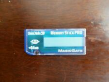 SanDisk 64MB Full Size   Magic Gate Memory Stick PRO SDMSV-64