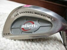 /Alien Golf DS9 Hex Channel Weighting Pitching Wedge - Right Hand - Men's - #S86