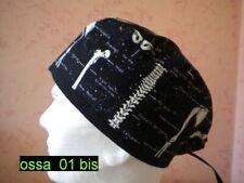Cuffia chirurgica - Sottocasco - Bandana - Surgical cap -  ossa_01_ bis