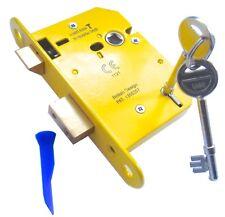 "Altro 3"" Easi-t 3 Lever mortice Sashlock case 2 keys Reversable"