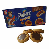 LU Prince Biscuits | LU Cookies | Crispy Cookies with Milk Filling covered with
