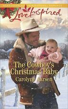 The Cowboy's Christmas Baby (Big Sky Cowboys)-ExLibrary