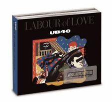 UB40 LABOUR OF LOVE DELUXE EDITION 3-CD ALBUM SET
