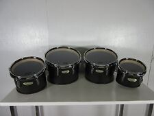 Pearl Championship Marching Tenor Drums Quad Carbonply Shells - 8/10/12/13