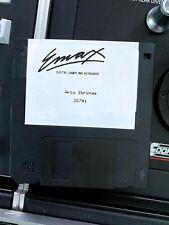 E-Mu Emax Sound Library Disk ZD701 Arco Strings