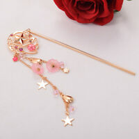 1pc Anime Cardcaptor Sakura Star Wing Hairpin Headdress Lolita Girls Headwear